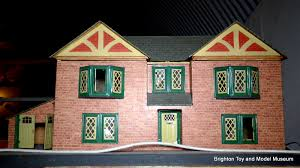 dolls house kit built romside the brighton toy and model index