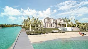House Beach by Providenciales Villas For Sale Project Showcase Blue Cay Estate