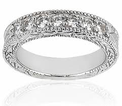 vintage style wedding band vintage style wedding band a day after never