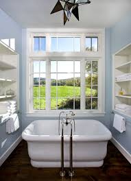 square bathtub with white window trim ideas bathroom u0026 cooking