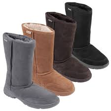 bearpaw womens boots size 11 bearpaw womens meadow 10 inch sheepskin lined lug sole suede boot