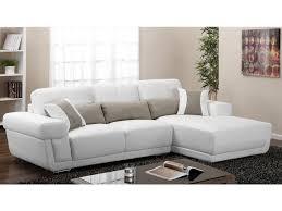 coussin canap d angle canapé d angle noir ou blanc coussins inclus eastwood