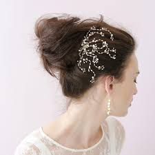 s hair accessories dainty spray comb bridal hair accessories combs s wedding