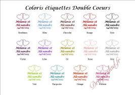 etiquettes mariage etiquette mariage ronde coeur etiquette ronde pour boite à