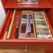 derouleur de cuisine dérouleur de cuisine pour tiroir rangement aluminium