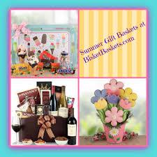 Summer Gift Basket Hostess Gift Ideas