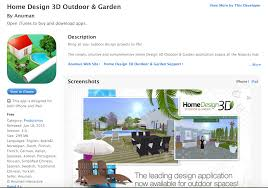 home design 3d iphone app free free home design 3d outdoor garden app now available turf
