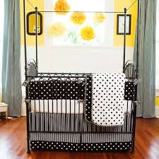 Black And White Crib Bedding For Boys Boy Crib Bedding Black And White Pictures Reference