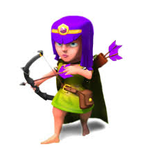 coc halloween costumes image archer lvl7 jpeg clash of clans wiki fandom powered by