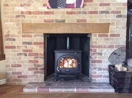 jotul f400 blue black enamel with oak beam jotul stoves