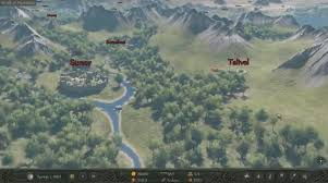mount and blade map 4 ways mount blade ii bannerlord is looking much better than