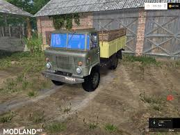 gaz 66 gaz 66 mod for farming simulator 2015 15 fs ls 2015 mod
