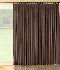 pinch pleat drapes for patio door images u2013 hackday win