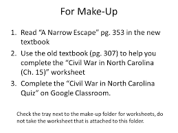 tuesday cnn student news 2 read u201ca narrow escape u201d pg civil war
