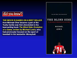 Who Was The Movie Blind Side About Blindside