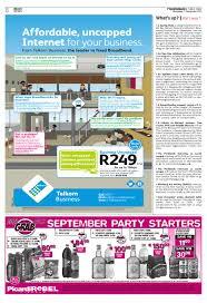 cuisine uip avec table int r tygerburger table view 11 sept 2013 by tygerburger newspaper issuu