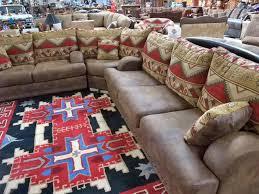 western style sectional sofa western sectional sofa xanadu santa fe
