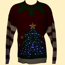 christmas tree jumper with lights 106 best christmas jumpers and christmas sweaters images on