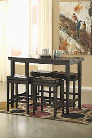 Dining Room Sets Movein Ready Sets Ashley Furniture HomeStore - Ashley furniture dining table black