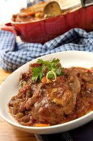 cuisiner jarret de veau recette jarrets de veau ménagère