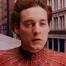 Meme Tobey Maguire - meme spiderman spider man slayer tobey maguire this is my