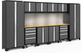 best place to buy garage cabinets newage products bold series gray 12 set garage cabinets 56018
