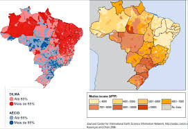 2008 Presidential Election Map by Preliminary Observations On Brazil U0027s 2014 Presidential Election