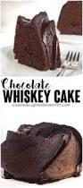 chocolate whiskey cake recipe whiskey cake and chocolate bundt