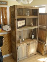Making Wood Bookcase by Barnwood Bookcase Love The Old Natural Look Diy