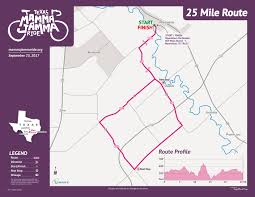 Round Top Texas Map Events U2014 Texas Mamma Jamma Ride