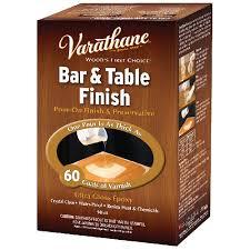 bar top sealant finish bar and table top finish rona