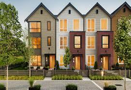 row homes mosaic fremont indigo rowhomes for sale coquitlam real estate