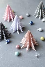 origami christmas trees humphrey u0026 grace