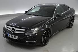 black and pink mercedes used mercedes benz c class 2 doors for sale motors co uk