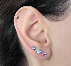 ear earing earring trends 2016 what s hot this year ear piercing with studex
