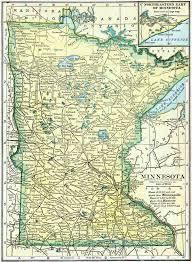 Map Of Minneapolis Mn Minnesota Genealogy U2013 Access Genealogy
