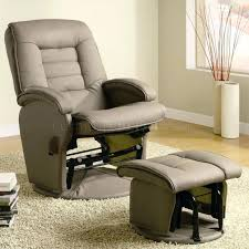 Glider Rocker With Ottoman Glider Rocking Chair With Ottoman Best Furniture Designs And
