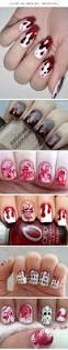 How To Look Like A Vampire For Halloween by Best 25 Vampire Nails Ideas On Pinterest Halloween Nail Art