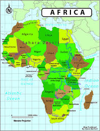 world map mountains rivers deserts map of africa with rivers and mountains africa map