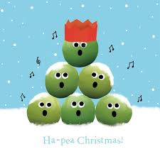 ha pea christmas u2013 pack of 10 christmas cards world cancer