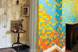 photos of unusual wallpaper and wall coverings popsugar home