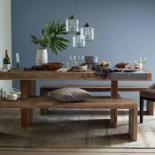 Emmerson Dining Table Solid Wood Dining Table Solid Wood Dining - West elm emmerson reclaimed wood dining table