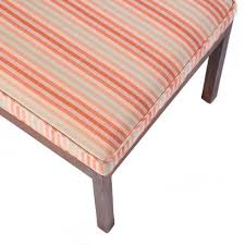Atwoods Outdoor Furniture - ombré stripe fabric in tangerine u2013 rebecca atwood designs