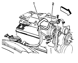 looking for a diagram that shows how the heater hose assmbly