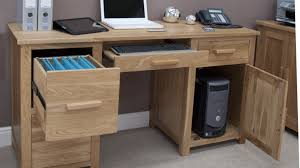 Computer On A Desk Building Computer Desks Wonderful Woodworking