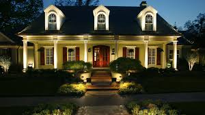 Landscape Lighting Pictures Niteliters Professional Outdoor Landscape Lighting Systems Of