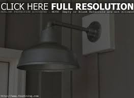 galvanized gooseneck barn light wonderful barn lights 3 perfect galvanized outdoor lighting and