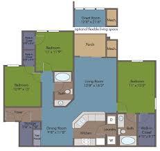 3 Bedroom Apartments In Md 3 Bedroom 2 Bath 1224 1301 Sq Ft Apartment Lexington Park