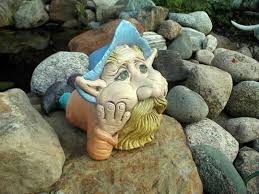 8 best ceramic gnomes images on garden gnomes gnome