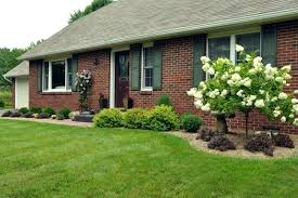 small style homes landscaping ranch style house landscaping ideas for small ranch